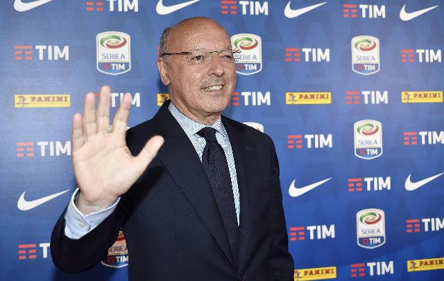 Giuseppe Marotta è il nuovo AD dell'Inter