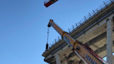 """Ponte Morandi, Bucci: """"domani il nome di chi lo ricostruirà"""""""