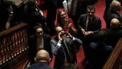 Manovra: sì del Senato alla Fiducia, solo con i voti della maggioranza