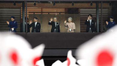 Giappone, le celebrazioni per il compleanno dell'imperatoreGiappone, le celebrazioni per il compleanno dell'imperatore