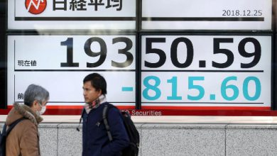 Tokyo, la Borsa crolla al -5%