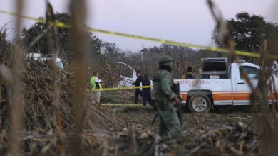 Messico, morti in un incidente aereo una governatrice e il marito