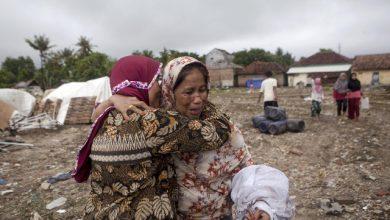 Indonesia, droni in azione per cercare sopravvissuti