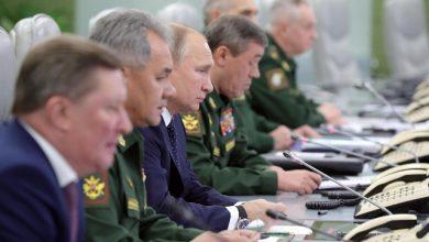 Putin ha assistito al test di una nuova arma nucleare
