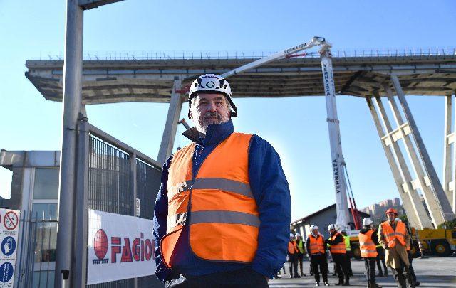 Ponte Morandi, Bucci: da gennaio si smonta