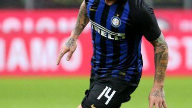 Radja Nainggolan, Inter. Foto ANSA