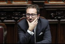 Alfonso Bonafede, foto ANSA