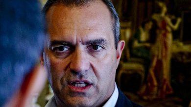 Luigi de Magistris, sindaco di Napoli. Foto ANSA