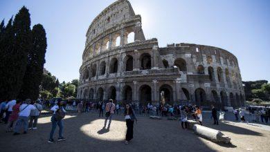 Colosseo. Foto ANSA