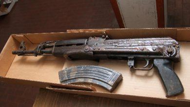 Rapina con Kalashnikov nel Milanese. Foto ANSA