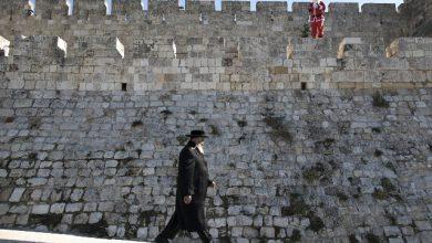 Gerusalemme, la proposta di abbattere le mura