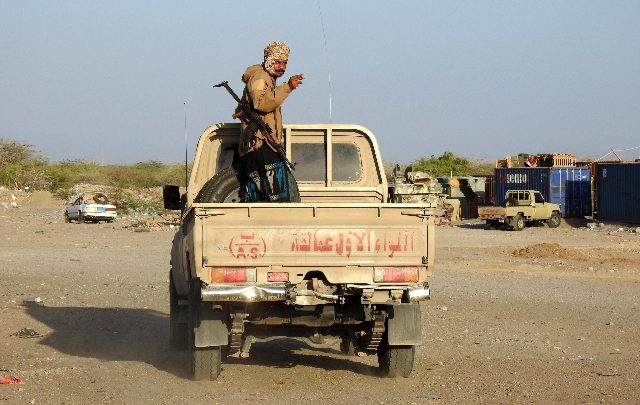 Conflitto in Yemen. Foto ANSA