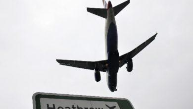 London, Heathrow Airport - Foto ANSA