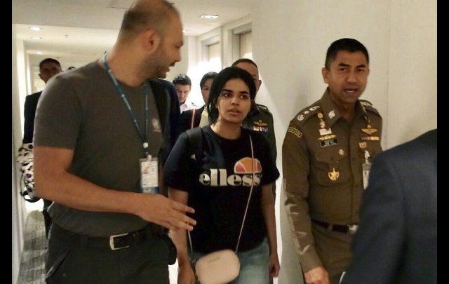 Ragazza saudita in fuga: l'Onu conferma lo status di rifugiata