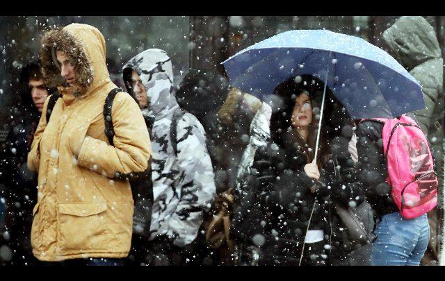 Neve: in Serbia è stato d'emergenza