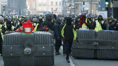 Gilet gialli: per domani si teme una protesta più forte