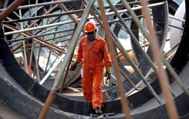 Produzione industriale: a novembre un crollo in tutta la zona euro