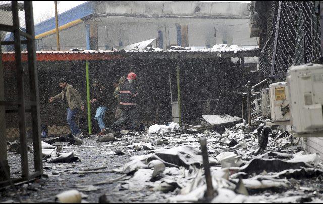 Afghanistan esplosioni Kabul