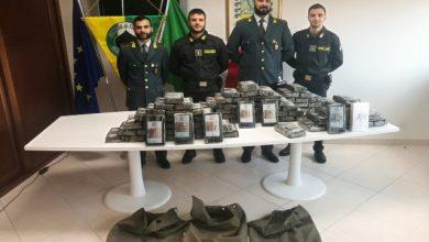 Cocaina: 115 kg sequestrati nel porto di Gioia Tauro