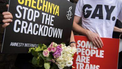 Cecenia omosessuali perseguitati