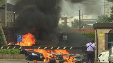 Attacco all'hotel Dusit a Nairobi