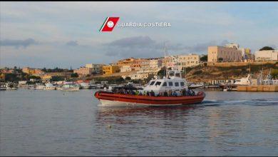 Lampedusa: sbarcati 13 migranti