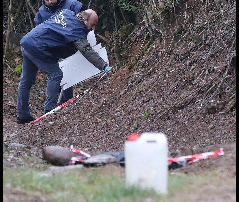 Donna carbonizzata nel bresciano: identificata la vittima