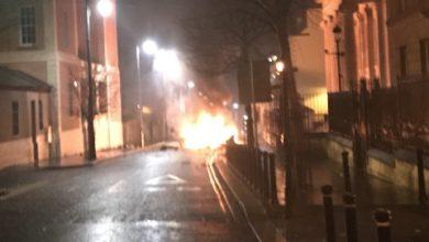 Irlanda del Nord, autobomba fuori dal tribunale di Londonderry
