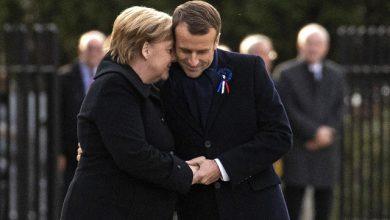 Merkel Macron asse franco-tedesco