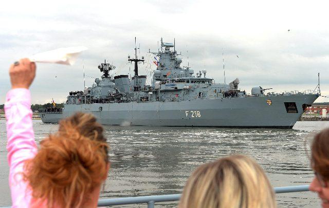 Sophia: la Germania interrompe la sua partecipazione alla missione europea