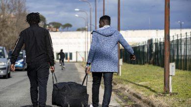 Castelnuovo, trasferiti gli ultimi migranti