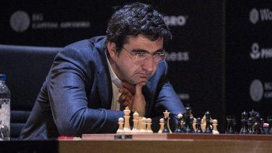 Scacchi, si ritira il campione russo Kramnik