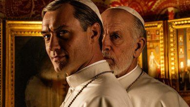 The New Pope: la prima foto ufficiale della nuova serie di Sorrentino.