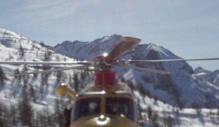 Pordenone, morti due escursionisti. Foto ANSA