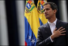 Juan Guaidó, foto ANSA