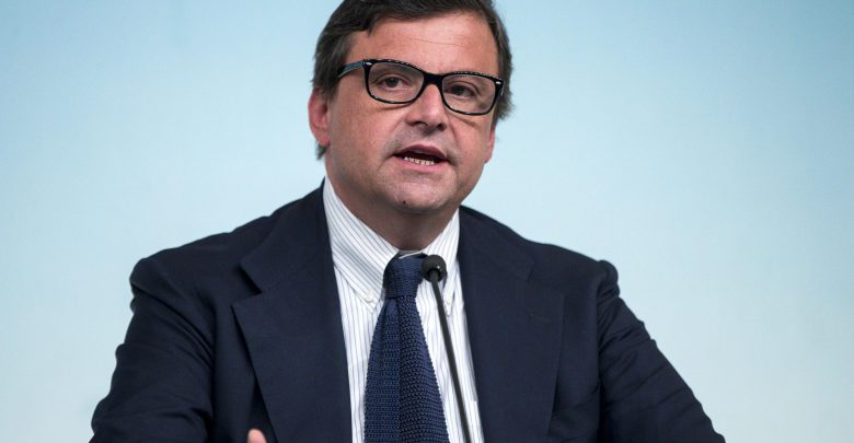 Carlo Calenda. Foto ANSA