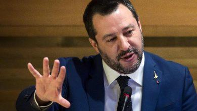 Matteo Salvini replica a Tajani. Foto ANSA