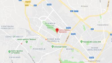 GoogleMaps / Scampia (NA)