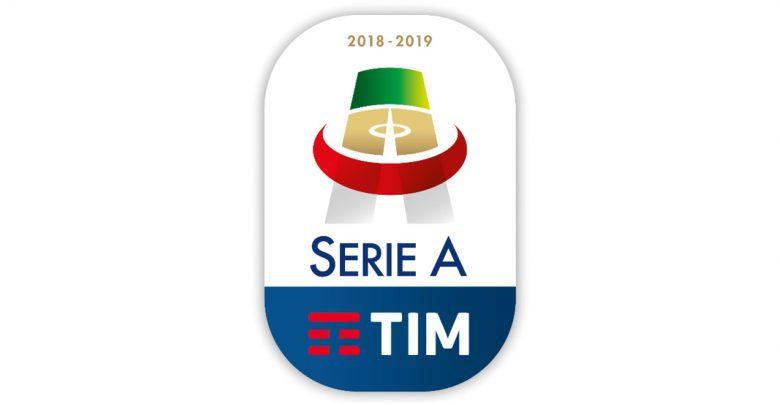 Serie A TIM 2018-2019 logo