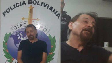 Le prime foto di Battisti dopo l'arresto in Bolivia.