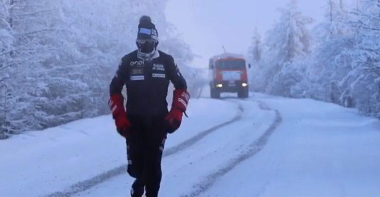 Paolo Venturini corsa Russia