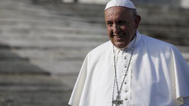 Papa Francesco. Foto ANSA
