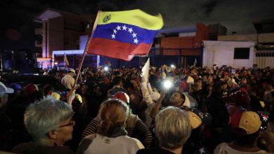 Proteste in Venezuela. Foto ANSA