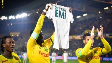 il tributo dello stadio di Nantes a Emiliano Sala