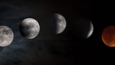 Eclissi di Superluna.