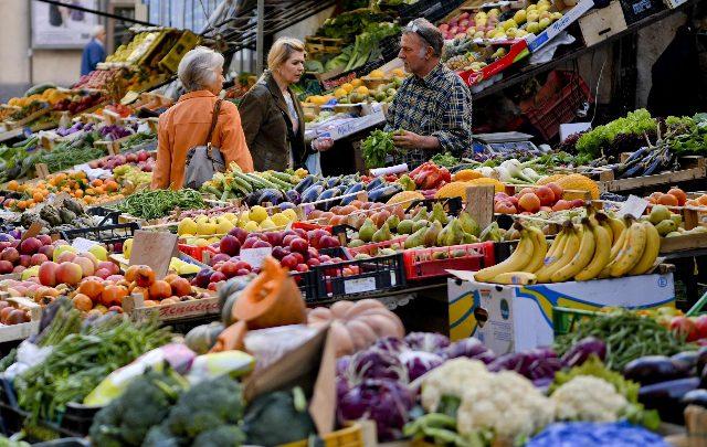 Istat, inflazione invariata a marzo