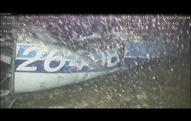 relitto aereo Sala