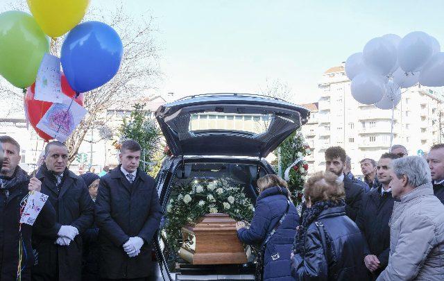 Piazza San Carlo, i funerali dell'ultima vittima