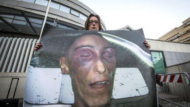 Morte Cucchi, anche Alfano indotto a dichiarare il falso. Foto ANSA
