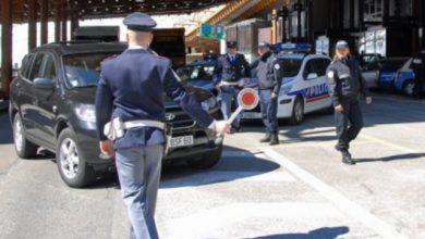 Migranti fermato al Monte Bianco